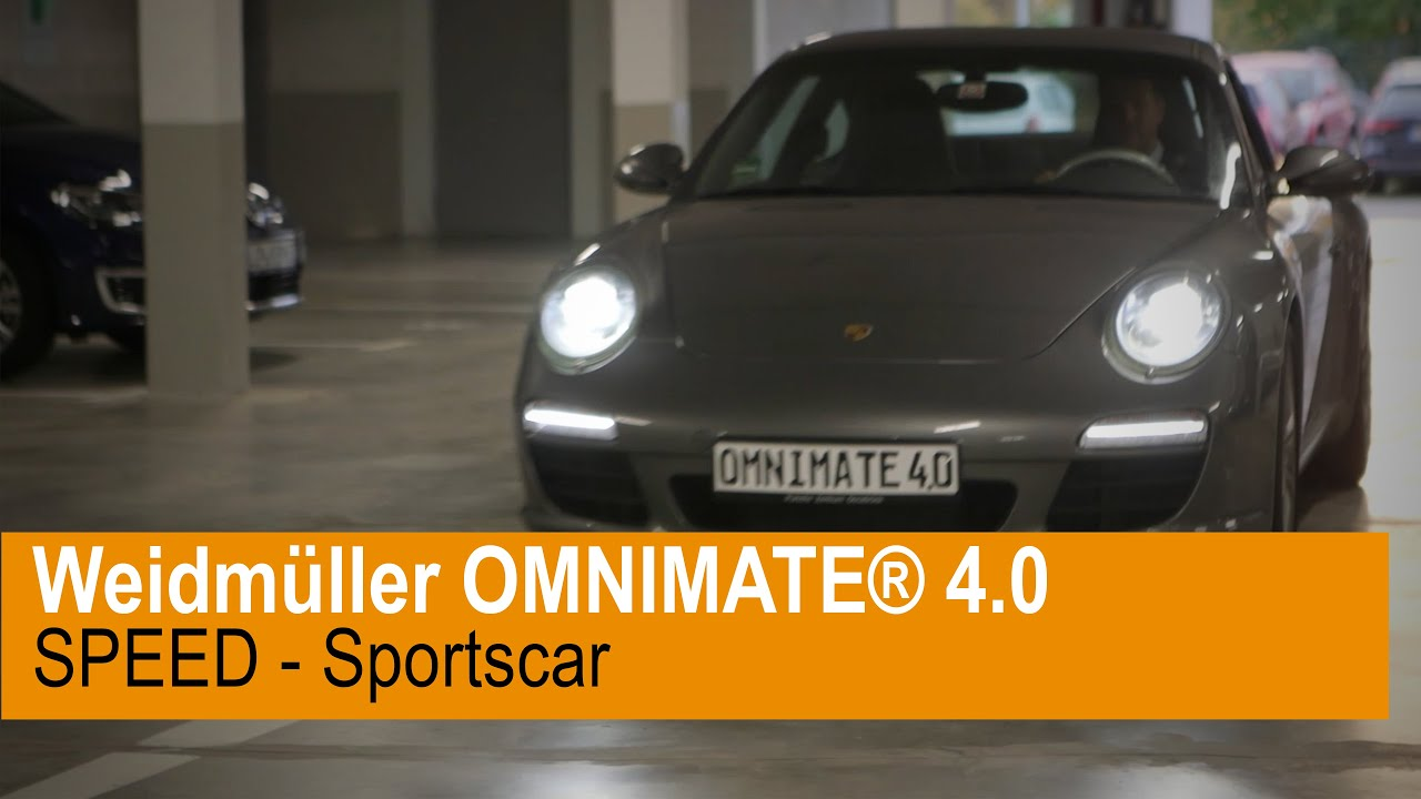 What has a German sportscar and OMNIMATE® in common?