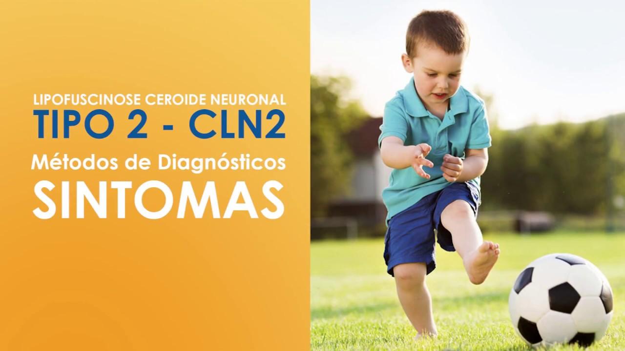 Diagnóstico – Lipofuscinose Ceroide Neuronal – CLN2