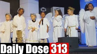 CHRISTMAS CHAPEL AND PIZZA DATES! - #DailyDose Ep.313 | #G1GB