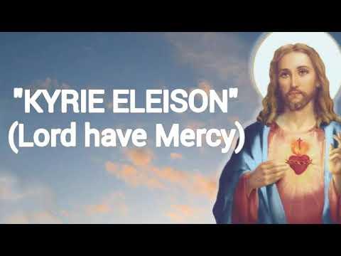 Kyrie Elesion/Lord Have Mercy - смотреть онлайн на Hah Life