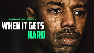 No you're not done! - Motivational Speech MindSet [2020]