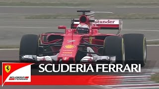 Ferrari SF70H - On track