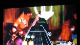Guitar Hero: Warriors of Rock - I Am the Arsonist 100% FC (Expert Guitar)