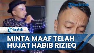 Bikin Heboh Sebut Bir Halal dan Hina Habib Rizieq, Komika McDanny Kini Menyesal: Saya Lupa Diri
