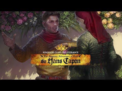 Kingdom Come Deliverance обзавелась двумя новыми дополнениями
