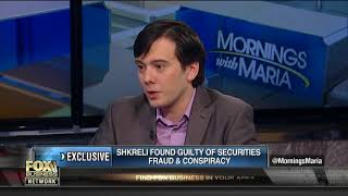 Martin Shkreli: First interview after trial
