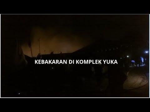 Terjadi Jaya 65 di komplek Yuka