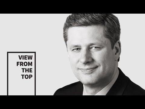 Stephen Harper, 22nd Prime Minister of Canada