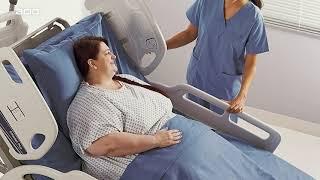 Arjo – Medical Bed - Citadel Plus demonstration video