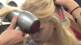 Cutler/Redken howto and Style, Carlos Campos New York Fashion Week Spring 2010