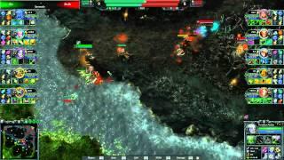Kc vs Xuth #Semi Final Dsport Games HoN Tournament P1 (TeSS.Sunwaltz)