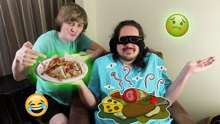 GUESS WHAT YOU'RE EATING!! (BAD IDEA)