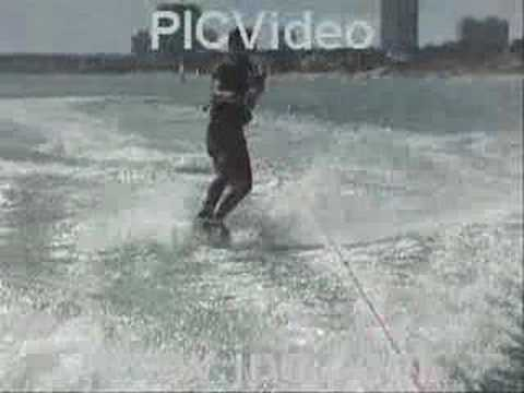Casco Video Wakeboard Punta del Este 08'