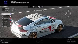 Gran Turismo™SPORT - Bathurst Audi TT RS Gr4 (online race) v3