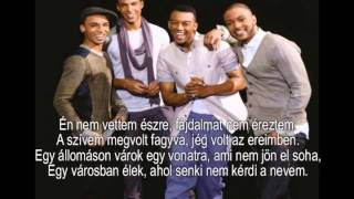 JLS - Pieces Of My Heart (Magyar)