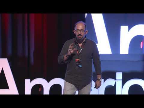 Bilmeden Bilmek: Örüntü Gözü | Sinan Canan | TEDxSEVAmericanCollege