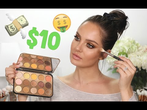Affordable Bronze Glam! A Good Old Fashioned Makeup Tutorial \\ Chloe Morello