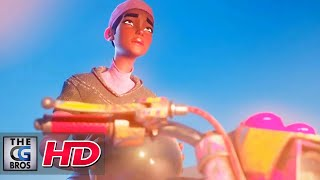 """CGI 3D Animated Short: """"The Cliff"""" - by Guez Show   TheCGBros"""
