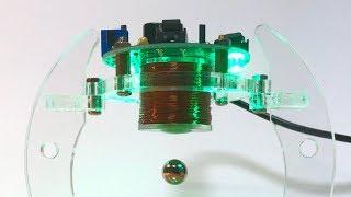 Electromagnetic Levitation Device 2