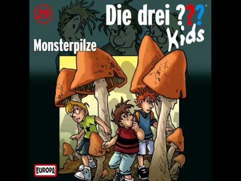 Die drei ??? Kids - Folge 29: Monsterpilze