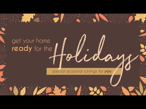 Get Your Home Ready for the Holidays - 2019