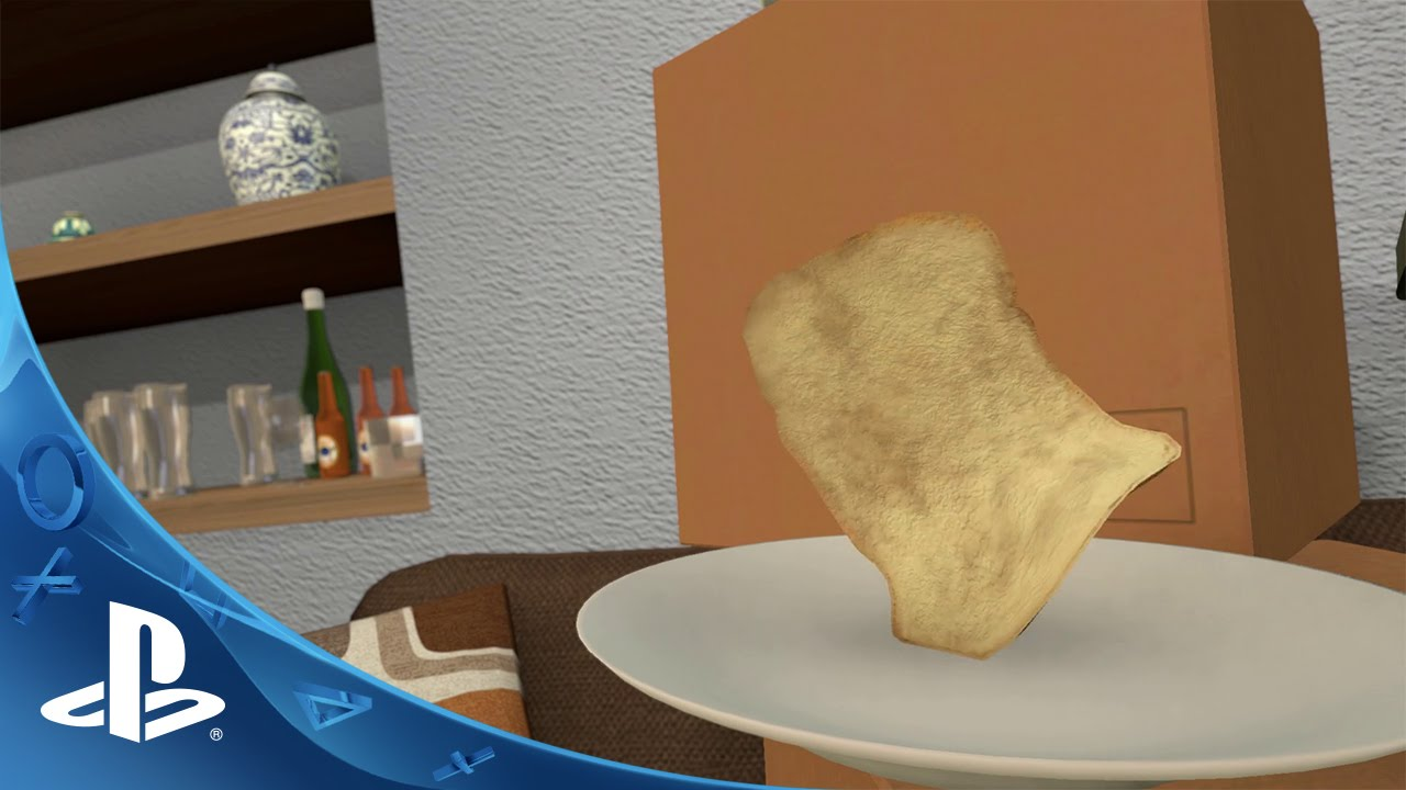 I am Bread Gets Toasty on PS4 Today