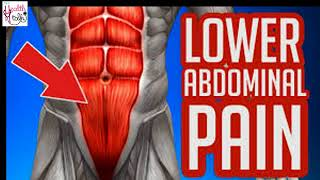 Endometriosis Lower Abdomen Pain/एंडोमेट्रोसिस लोअर पेट दर्द