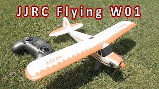JJRC W01 Beginner RC Plane Review ✈️
