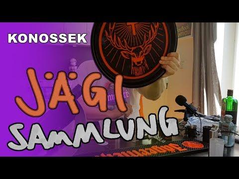 Die schönste Jägermeister-Sammlung überhaupt   KONOSSEK