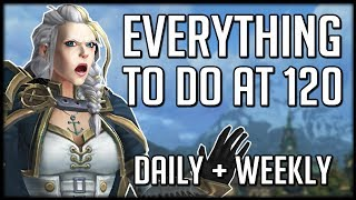 Everything You Should Get Done At 120 In BFA   WoW Battle for Azeroth