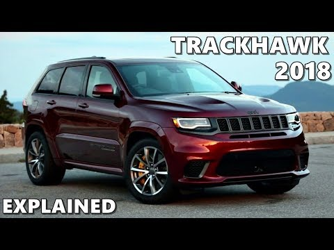 2018 Jeep Grand Cherokee Trackhawk Explained  - Highlights & Features