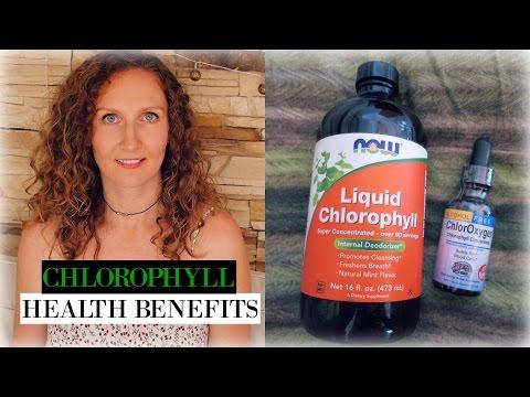 10 Amazing Health Benefits of Liquid Chlorophyll