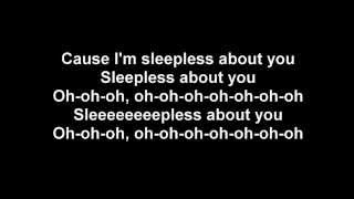 Cazzette - Sleepless Ft The High LYRICS