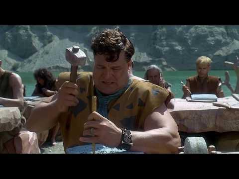 The Flintstones (1994) - Aptitude Test Scene (HD)