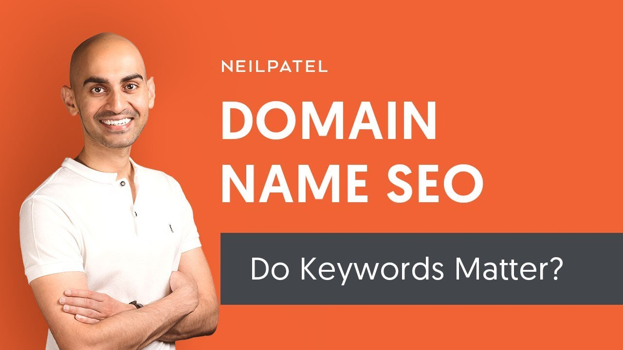 Should Your Domain Name Contain Keywords?