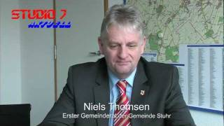 preview picture of video 'Neujahrsansprache Niels Thomsen'