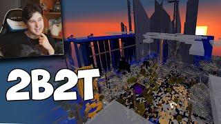 2B2T - Истории Анархии в Minecraft Часть 1 - Реакция на БУЛДЖАТь