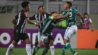 Atlético-MG 1 X 1 Palmeiras - Melhores Momentos - Brasileirão 2016