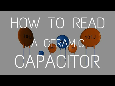 How To Read A Ceramic Capacitor? - With Example Mp3