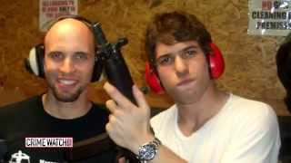 Crime Watch Daily: Dudes Do Drugs and International Arms Deals - Exclusive