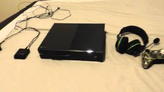 How to use Xbox 360 turtle Beaches on Xbox one!