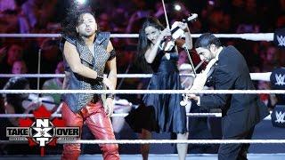 Shinsuke Nakamura makes a captivating entrance: NXT TakeOver: Toronto: November 19, 2016