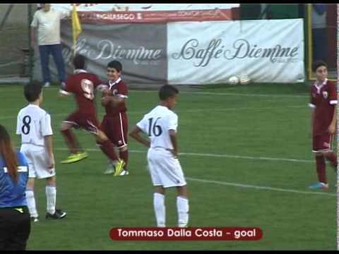 immagine di anteprima del video: ALBIGNASEGO - BASSA PADOVANA 9-2
