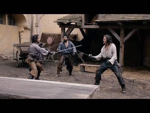 The Musketeers 3.02 Clip 'Riots in St. Antoine'