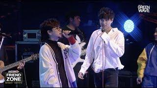 """หน้าหนาวที่แล้ว - Cover Night Live """"Friend Zone"""" Room39 x The Toys [ Official ]"""