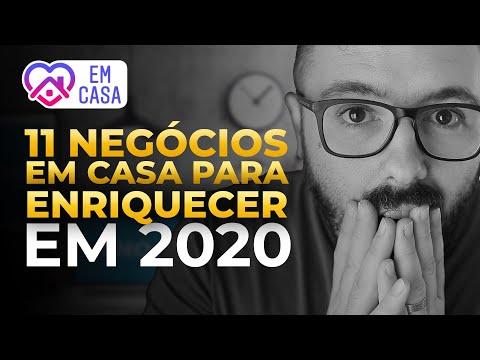 11 NEGÓCIOS EM CASA Para Ganhar Dinheiro e Enriquecer em 2020 (Testadas, Exemplos, Como Fazer)