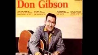 DON GIBSON - Oh, Such A Stranger