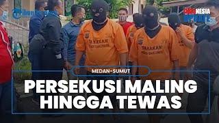 Persekusi Maling hingga Tewas, 4 Karyawan Perkebunan di Medan Ini Jadi Tersangka