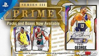 PlayStation NBA 2K20 - MyTEAM: Paul George PRIME Series III  anuncio