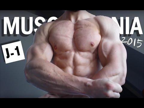 Lentraînement natourala le bodybuilding